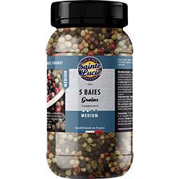 """5 baies grains """"saveurs préservées"""""""