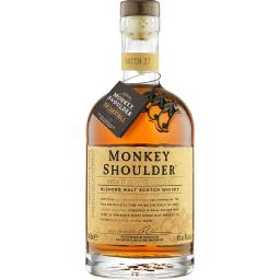 Monkey Shoulder Monkey Shoulder Blended Malt Scotch Whisky la bouteille de 70 cl