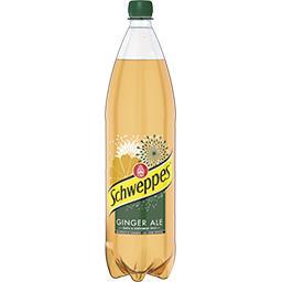 Schweppes Schweppes Soda Ginger Ale la bouteille de 1,5 l