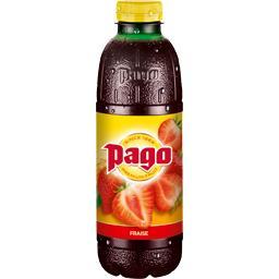 Pago Pago Boisson fraise la bouteille de 75 cl