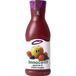 Innocent Innocent Pur jus de 4 fruits pressés pomme & fruits rouges la bouteille de 900 ml