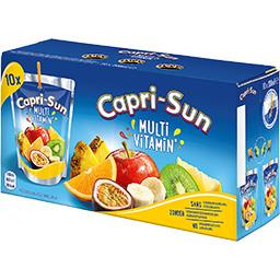 Capri-Sun Capri-Sun Boisson Multi Vitamin les 10 poches de 200 ml