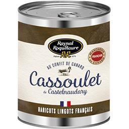 Raynal & Roquelaure Raynal et Roquelaure Cassoulet de Castelnaudary la boite de 840 g