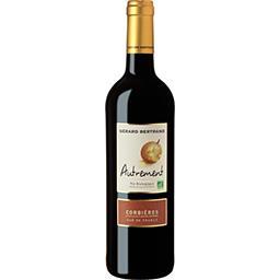 Gérard Bertrand Gérard Bertrand Corbières Autrement BIO, vin rouge la bouteille de 75 cl