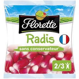 Florette Florette Radis prêts à croquer le sachet de 200 gr environ
