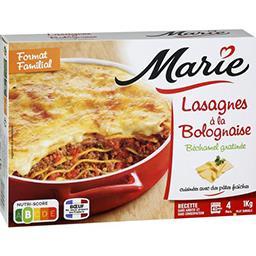 Marie Marie Lasagnes à la bolognaise la boite de 1 kg