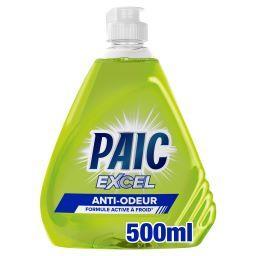 Paic  Paic Liquide vaisselle anti-odeurs la bouteille de 500ml