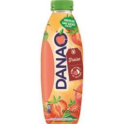 Danao Danao Boisson fraise la bouteille de 900 ml
