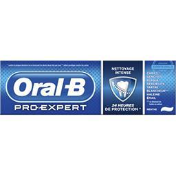 Oral B Oral B Dentifrice pro-expert nettoyage intense Le tube de 75 ml