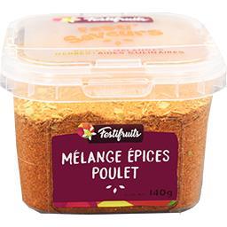 Mélange épices poulet