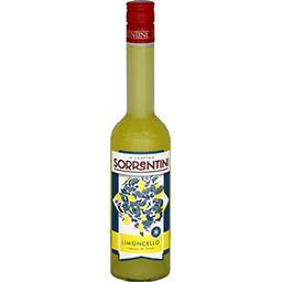 Sorrentini Sorrentini Liqueur de citron Limoncello la bouteille de 50 cl