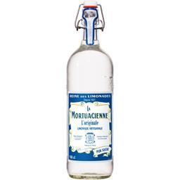 La Mortuacienne La Mortuacienne Limonade artisanale L'originale la bouteille de 100 cl