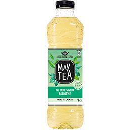 May Tea May Tea Thé vert saveur menthe la bouteille de 1 l