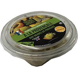 Tropic Apéro Tropic Apéro Olive verte dénoyautée à la Provençale herbes de Provence la coupelle de 110 g