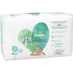 Pampers Pampers Pampers harmonie t1 gt x35 Pack de 35 couches