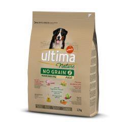 Ultima ULTIMA NATURE Croquettes pour chiens à la dinde le sac de 2,7kg