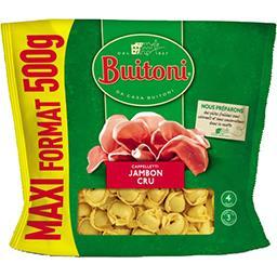 Buitoni Buitoni Cappelletti jambon cru le paquet de 500 g - Maxi Format