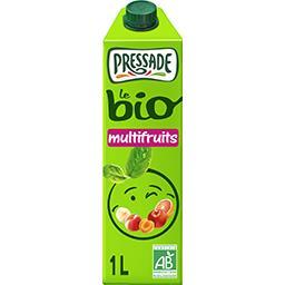 Pressade Pressade Le BIO - Nectar multifruits BIO la brique de 1 l
