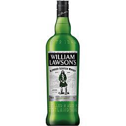 William Lawson William lawson's Blended scotch whisky 40° La bouteille de 1l