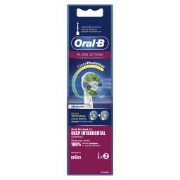 Oral B Oral B Brossette flossaction Le lot de 2 brossettes