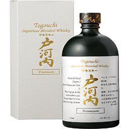 Togouchi Togouchi Japanese Blended Whisky la bouteille de 700 ml
