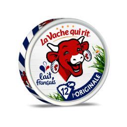 La vache qui rit La Vache qui rit Fromage fondu la boite de 12 portions - 192g