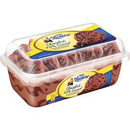 La Laitière La Laitière Crème glacée façon crème au chocolat le bac de 510 g
