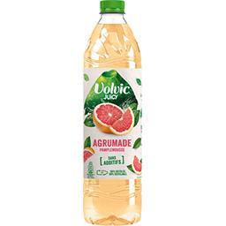 Volvic Volvic Juicy - Boisson à l'eau minérale agrumes la bouteille de 1,5 l
