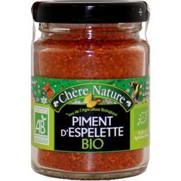 Piment d'Espelette AOP BIO