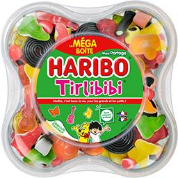 Haribo Haribo Bonbons tirlibibi la boîte de 1kg
