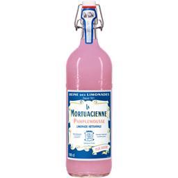 La Mortuacienne La Mortuacienne Limonade artisanale pamplemousse la bouteille de 100 cl