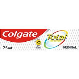 Colgate Colgate Total - Dentifrice Original le tube de 75 ml
