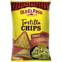Old El Paso Old El Paso Tortilla Chips chili doux le sachet de 185 g