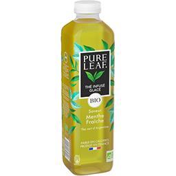 Pure Leaf Pure Leaf Thé infusé glacé Bio saveur menthe fraîche la bouteille d'1l