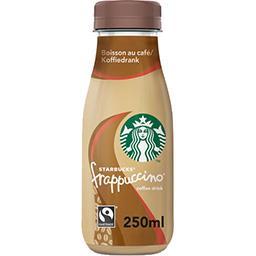 Starbucks Starbucks Frappuccino Boisson au café la bouteille de 250 ml