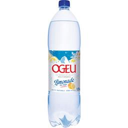 Ogeu Ogeu Limonade des neiges, arômes naturels la bouteille de 1,5l