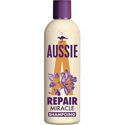Aussie Aussie Shampoing repair miracle, pour cheveux secs et abîmés La bouteille de 300ml