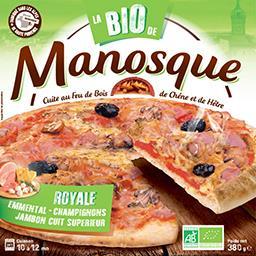 La Pizza de Manosque La Pizza de Manosque Pizza Royale BIO la boite de 380 g