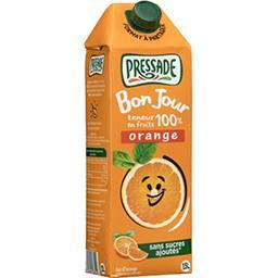 Pressade Pressade BonJour - Jus d'orange la brique de 1,5 L