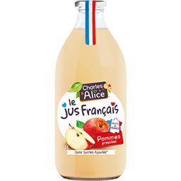 Charles & Alice Charles & Alice Jus de pommes du Val de Loire la bouteille de 1 l