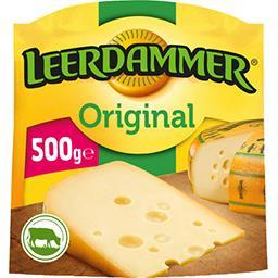 Leerdammer Leerdammer L'Original - Fromage nature le sachet de 500 g