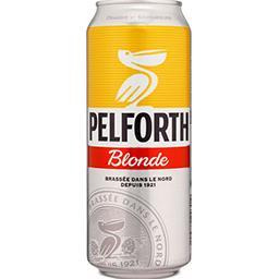 Pelforth Pelforth Bière blonde la canette de 50cl