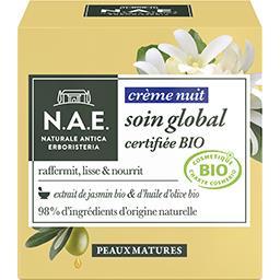 N.A.E. N.A.E. Crème nuit Soin Global BIO le pot de 50 ml