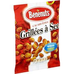 Bénénuts Bénénuts Cacahuètes grillées à sec dorées au four le sachet de 200 g
