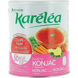 Soupe coupe-faim au konjac + légumes Karéléa – Intermarché