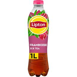Lipton Lipton Boisson Ice Tea saveur framboise la bouteille de 1 l
