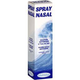 Laboratoires Vitarmonyl Laboratoire Vitarmonyl Spray nasal, solution isotonique eau de mer le flacon de 125 ml