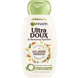 Garnier Garnier Ultra Doux - Shampooing hydratant au lait d'amande BIO le flacon de 250 ml
