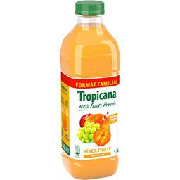 Tropicana Tropicana Pure Premium - Jus de fruits Réveil Fruité la bouteille de 1,5 l