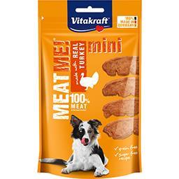 Vitakraft Vitakraft Friandises pour chien à la dinde Meat Me le sachet de 60g